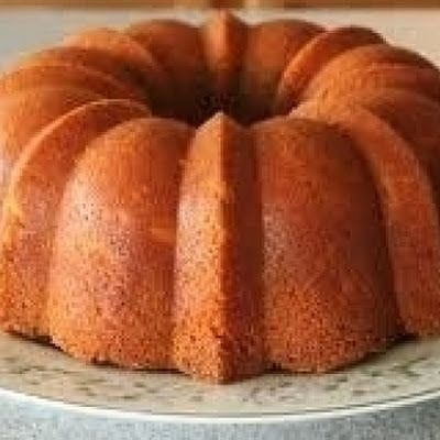 7 UP BUNDT POUND CAKE