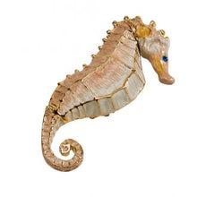 Load image into Gallery viewer, Seahorse Trinket Box