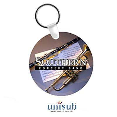 Key Tag - Round Shape - 2 sided