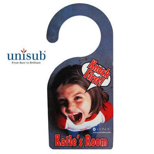 "Door Hanger - 4"" x 9"" - 2 sided"