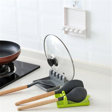SPOON AND SPATULA HOLDER