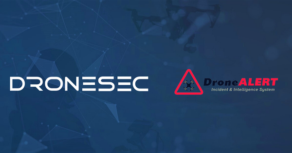 DroneSec and DroneALERT partner on Threat Intelligence Sharing and Incident Case Management