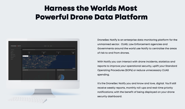 Drone Threat Intel Report: DroneSec Notify #30
