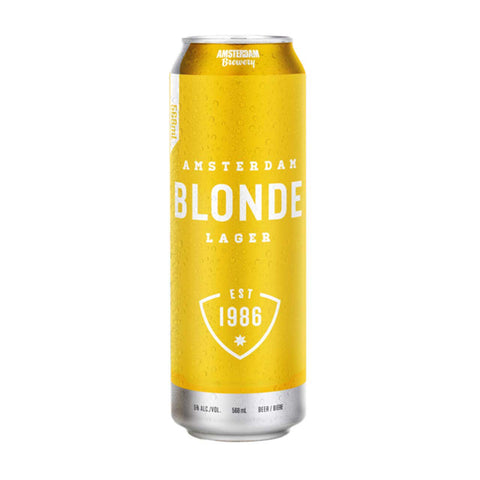 Amsterdam Brewery Blonde Lager