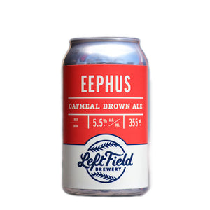 Eephus Left Field Oatmeal Brown Stout