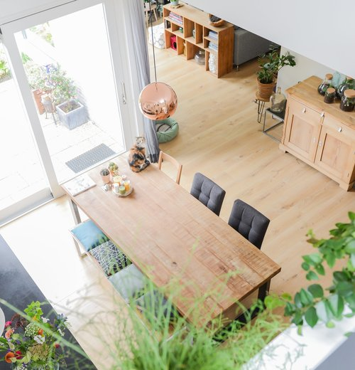 Megastores Den Haag blog - 'Check out this botanical home'