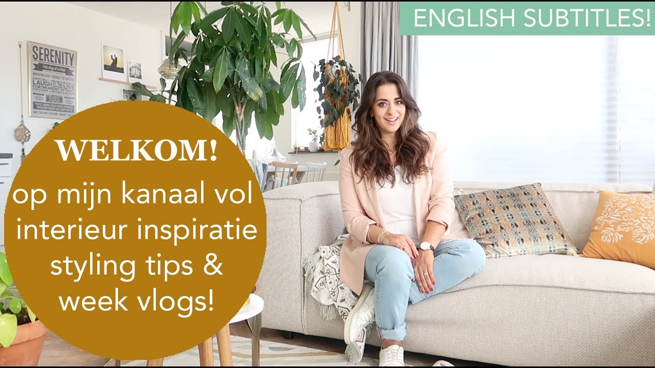 Vlog Bintihome  'A lot of shopping and trendspotting - vlog #29'