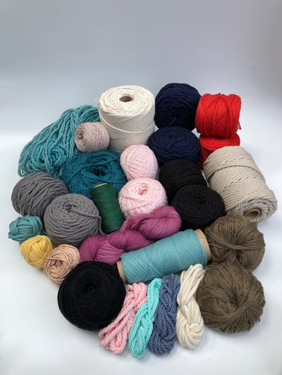 Launch of new Spanish rope & yarn line with a big give away!