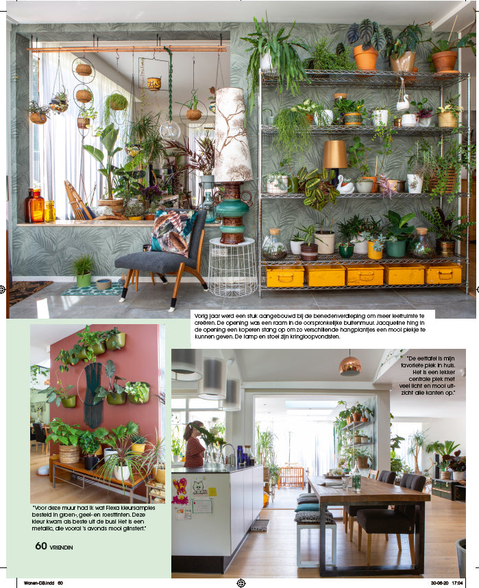 Our home in Dutch magazine VRIENDIN