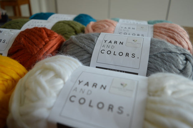 Yarn and Colors URBAN super soft but sturdy wool