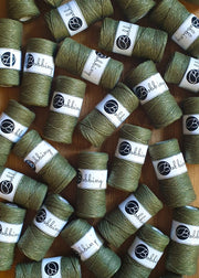 Bobbiny Regular- 3 mm stringrope (56 ply single twist) in several colors (and glitters)