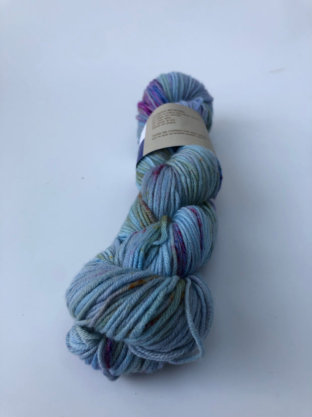 Hand-dyed Spanish Merino yarn (Spanish Line)