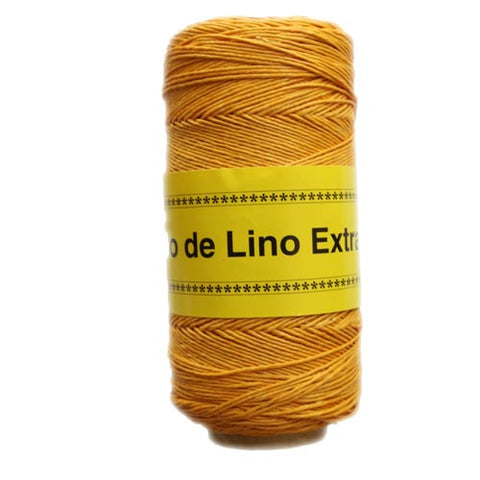 Polished and Waxed Linen (0.7mm) - Pistachio (Spanish Line)