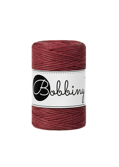 Bobbiny Baby - 1.5 mm stringrope (28 ply single twist) in several colors