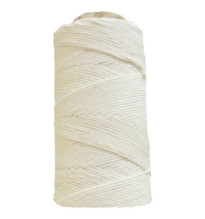 Waxed Cotton, 1 mm - Crudo (off white) (Spanish Line)