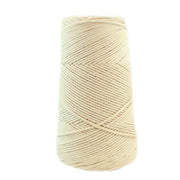Stringrope - 2 mm - Soft blue - 100% Organic Combed Cotton (Spanish line)
