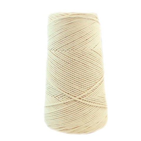 Stringrope - 2 mm - Crudo - 100% Organic Combed Cotton (Spanish line)
