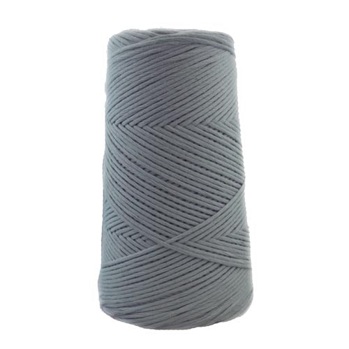 Stringrope - 4 mm - Lilac - 100% Organic Combed Cotton (Spanish line)