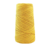 Stringrope - 2 mm - Pistachio - 100% Organic Combed Cotton (Spanish line)