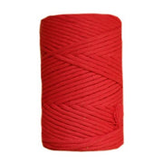 Premium stringrope 5 mm - Red- recycled material (Spanish line)