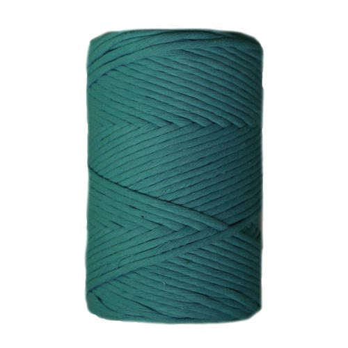 Premium stringrope 5 mm - Army (dark) green (limited edition!)- recycled material (Spanish line)