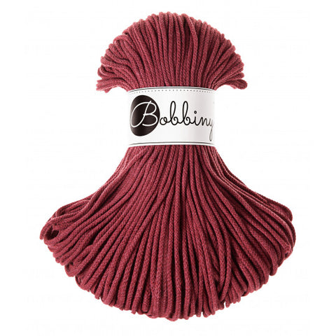 Bobbiny Junior - 3mm (braided rope) in several colors