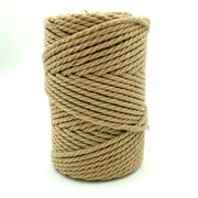 Macrame Exterior, twisted rope 6mm, 70 meter (Spanish Line)