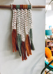 Workshop Creative Life - Macrame Wandhanger