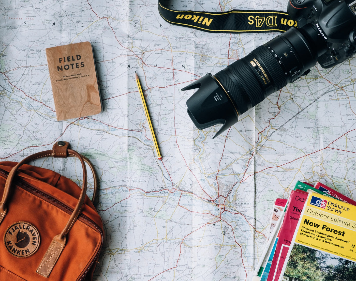 Travel/Everyday Accessories
