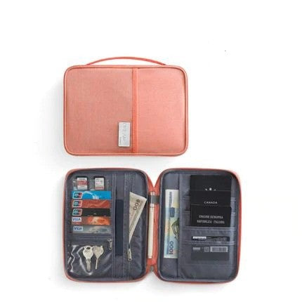 Documents Organizer Bag