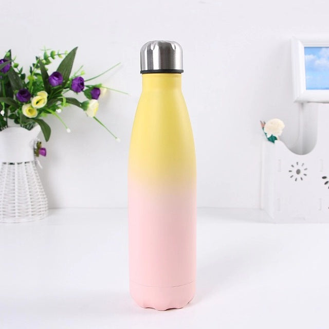 Gradient Water Bottle