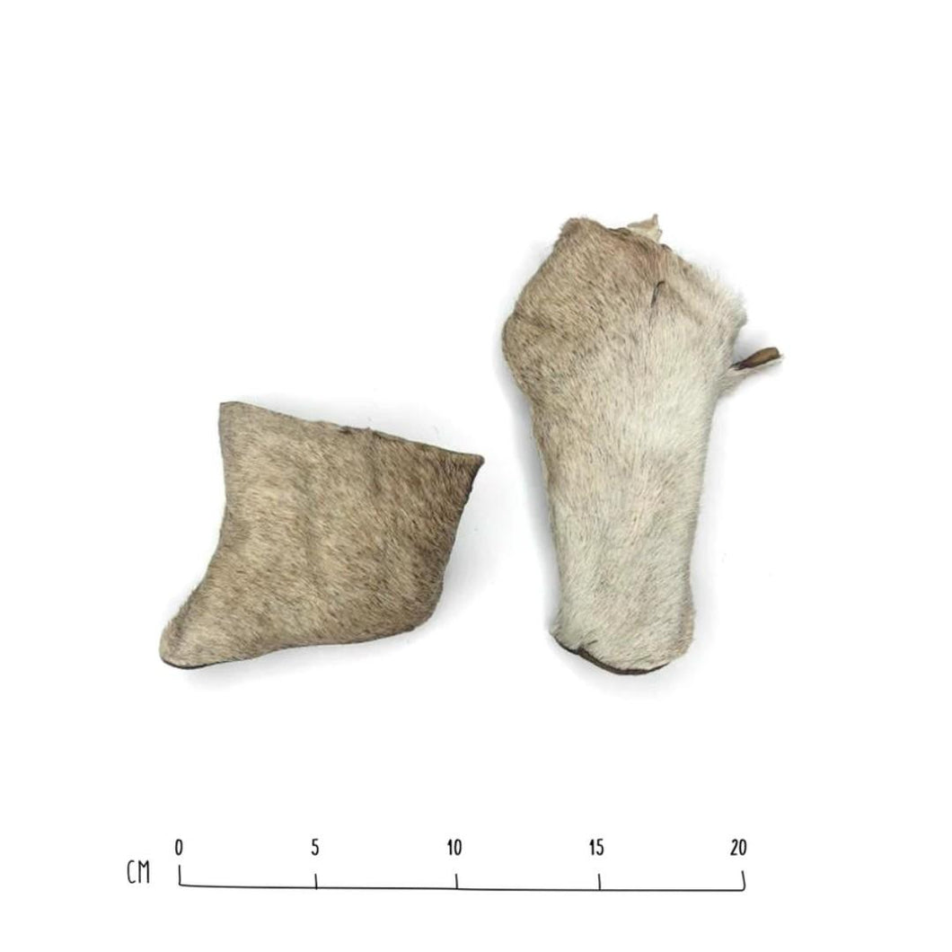 KDG Air-Dried Cow Skin with Fur
