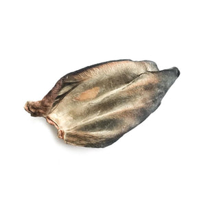 KDG Air-Dried Cow Ears with Fur