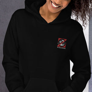 Open image in slideshow, Gen Z World Wide Unisex Hoodie