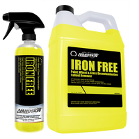 NANOSKIN  IRON FREE Paint, Wheel & Glass Decontamination / Fallout Remover