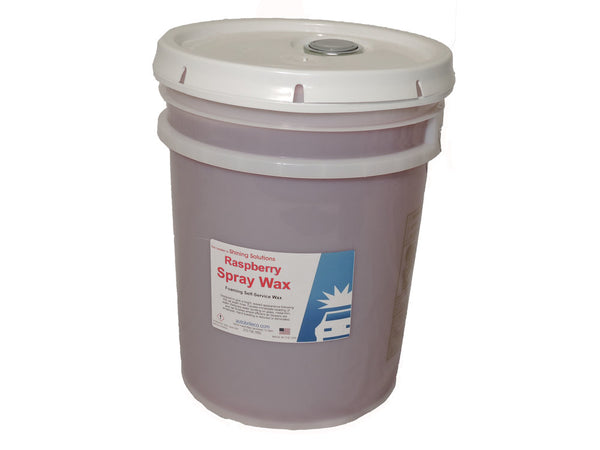 ABC Raspberry Spray Wax