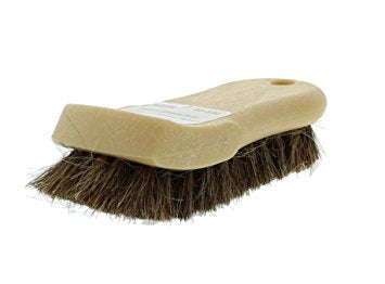 Professional Horse Hair Leather Cleaning Brush