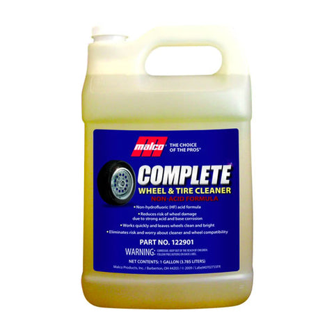 Malco Complete Wheel & Tire Cleaner