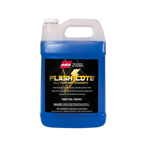 Malco Flash Cote Tire Shine