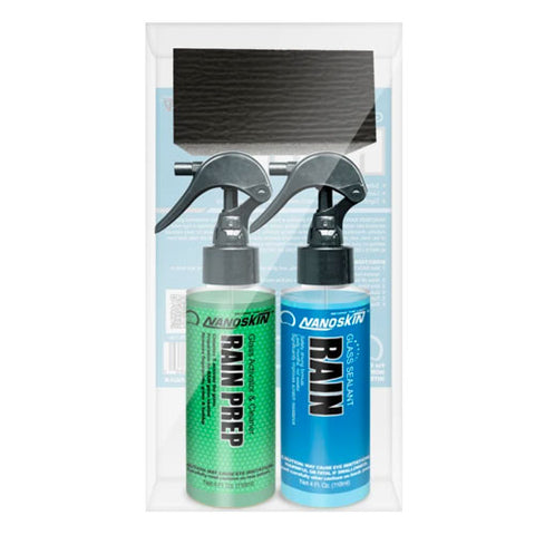 Nanoskin Rain Glass Sealant Kit