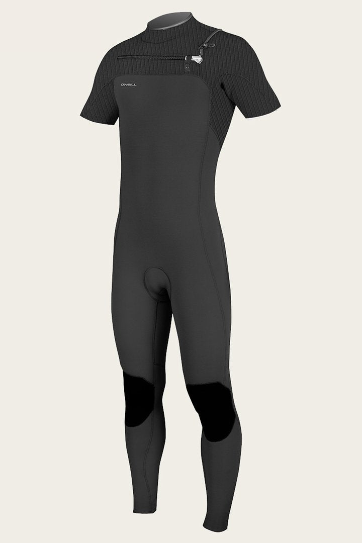 O'Neill Hyperfreak 2mm Chest Zip Short Sleeve Fullsuit