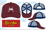 EOM Baseball Surfboards Hat