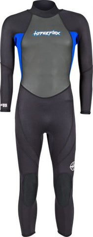 Youth Hyperflex Access 3/2 Backzip Full Suit