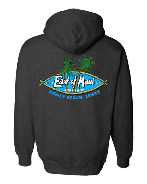 Independent Trading EOM Blue Logo Pullover Hoodie