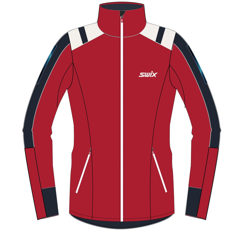 SWIX CLOTHING WINTER  99990 SWIX RED M