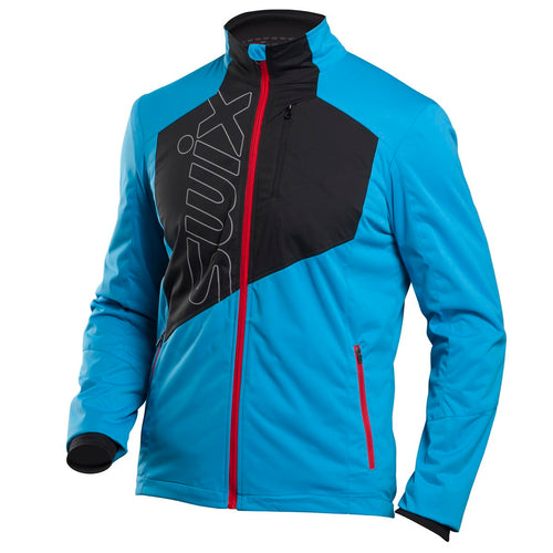 LISMARK-TECH JACKET MEN'S SWIX APPAREL  76200 COLD BLUE XXL