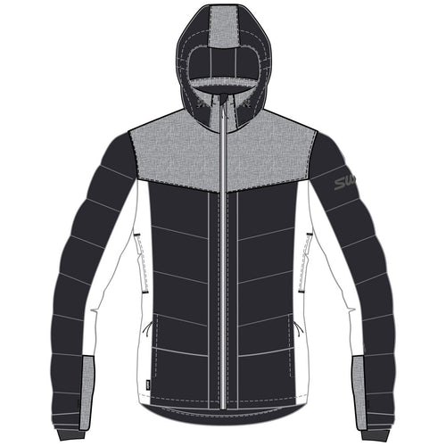 SWIX CLOTHING WINTER  10000 Black XS NORTHERN FUSION