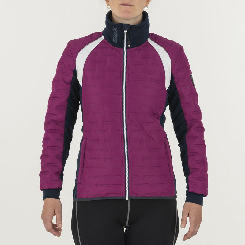 SWIX CLOTHING WINTER  90800 Raspberry XS NORTHERN FUSION