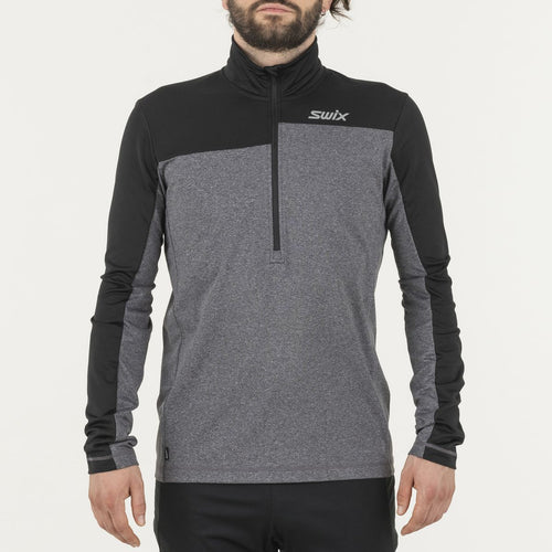 SWIX CLOTHING WINTER  11003 Heather Charcoal XXL NORTHERN FUSION