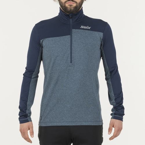 SWIX CLOTHING WINTER  11751 Heather Dark Navy M NORTHERN FUSION